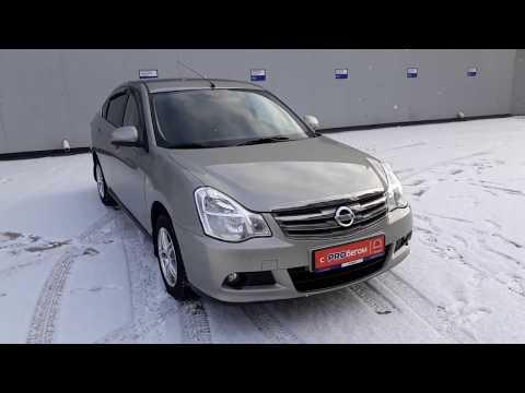 Купить Ниссан Альмера (Nissan Almera) 2014 г. с пробегом бу в Саратове. Автосалон Элвис Trade-in