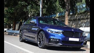 India's best BMW 5 series | Hottest 5 series I've ever seen !!