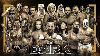 CM Punk Makes His Dark Debut, Plus Jurassic Express, Shida, 2point0, 11 matches | AEW Dark, Ep 106