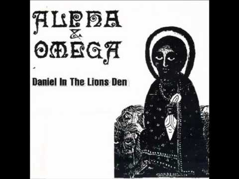 Alpha & Omega ‎– Daniel In The Lions Den  (1990)  Full album