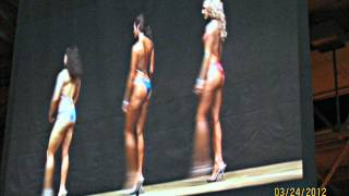 Spring 2012 Mr. and Ms. SRU Bodybuilding Competition