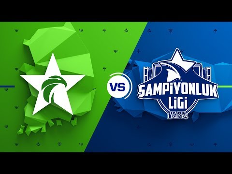Kore ( LCK ) vs Türkiye ( ŞL ) Maçı | 2017 All-Star
