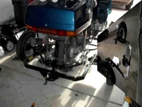 My Trike Installation