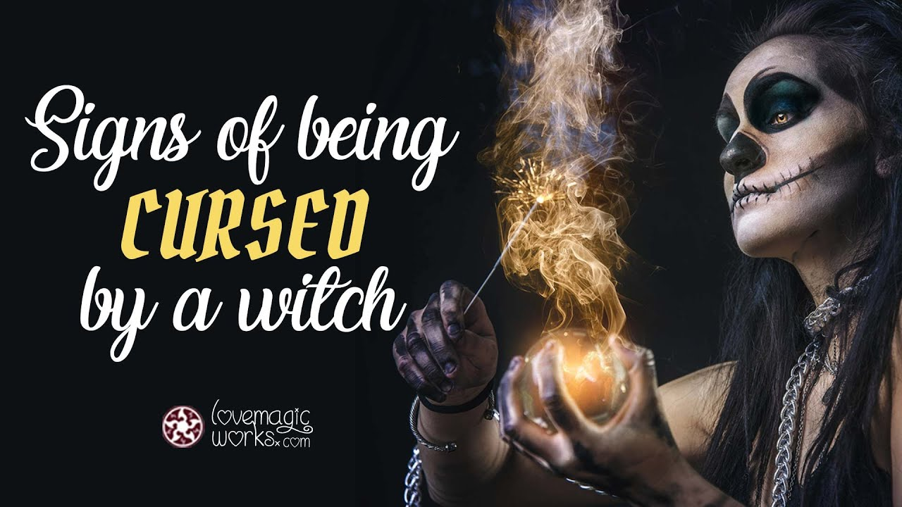 ✔️🔮 Signs of Being Cursed by Black Magic or Witchcraft