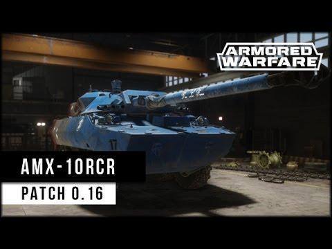 Armored Warfare: Patch 0.16 - Neue Sounds! [ deutsch   gameplay ]