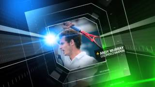 Miami Tennis Cup 2012 TV Commercial