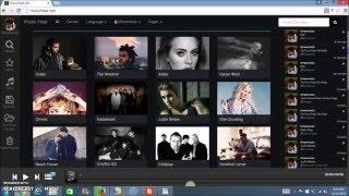 Video Free Online Music Interactive Radio / Media Player & MP3 Downloader download MP3, 3GP, MP4, WEBM, AVI, FLV Januari 2018
