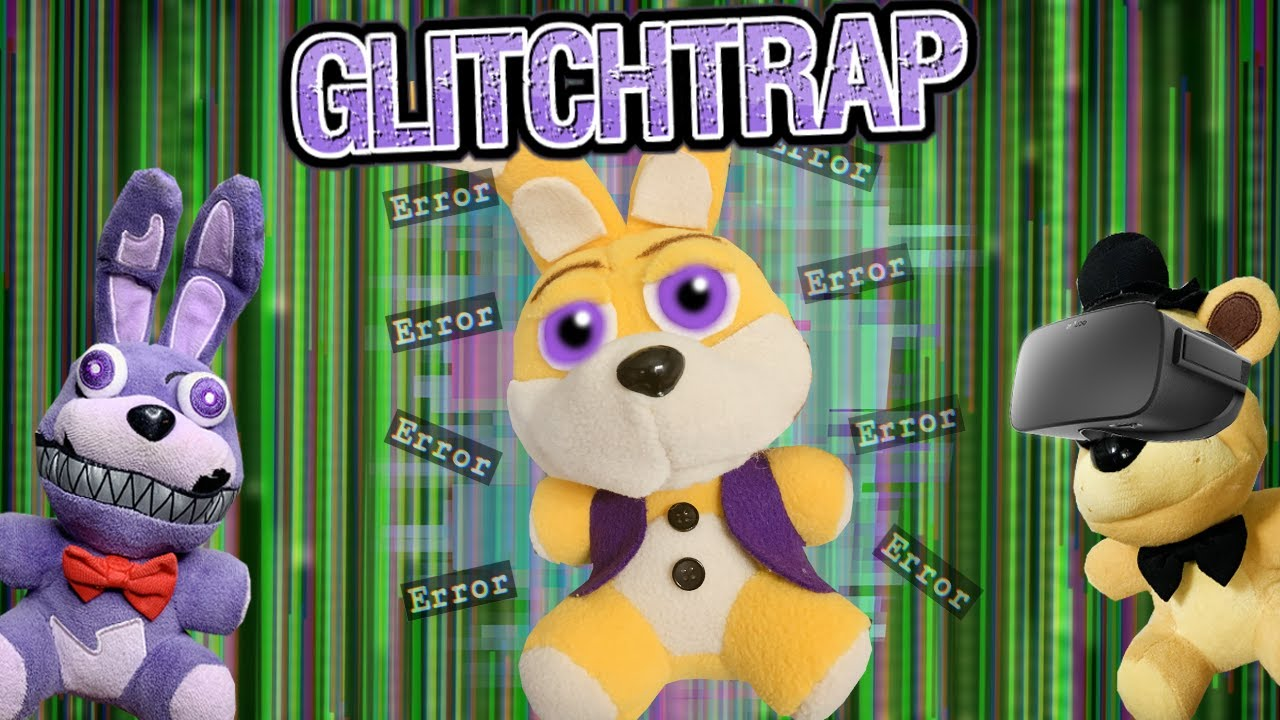 Download Gw Movie- Glitchtrap