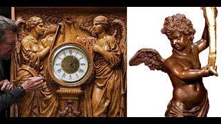Recreating Titanic's Sculptural Icons