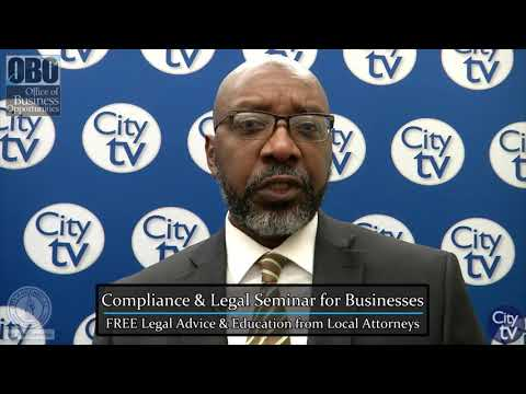 Columbia Close-Up: Free Legal Seminar for Businesses