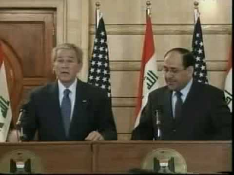 president george bush orders attack on iraq President bush ordered the beginning of a war on iraq tonight, and his  spokesman said that american forces had begun to disarm iraq and.