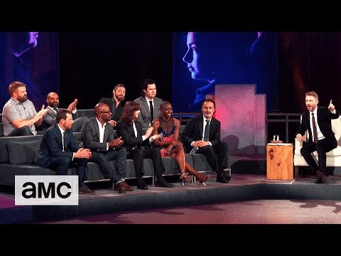 Talking Dead: The Walking Dead Season 8 Premiere Highlights