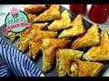 Tek Tek Sarmadan Kolay Üçgen Börek / Ayşenur Altan Yemek Tarifleri