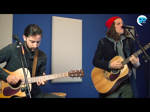 "The Revivalists ""Wish I Knew You"" live in the Go Garage"