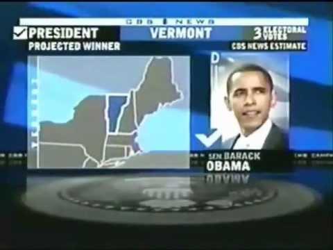 CBS News Election Night 2008