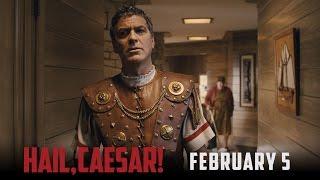 فيديو فيلم موسيقي كوميدي جديد لجورج كلوني تحت عنوان Hail, Caesar!