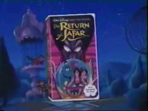Возвращение джафара мультфильм 1994 в 720
