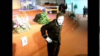 Smokie Norful -Justified Mime - Testimony Part (4 of 4) an Anointed Xpressions All In 1 Productions