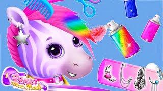 Fun Animals Pony Care - Pony Sisters Pop Music Band