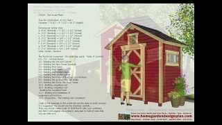 Oh100 - Out House Plans Construction - Out House Design - How To Build A Out House