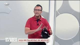 HULK CAIRIA COMO UMA LUVA NO PALMEIRAS, diz Neto