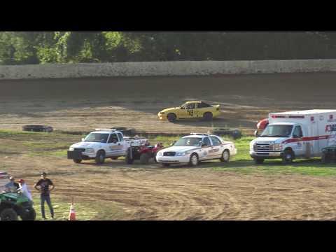 Florence Speedway | 7/15/17 | Hornets | Heats