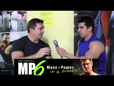 Bodybuilding Workout Secrets: Natural Mr. Olympia John Hansen Discloses His MP6 Program