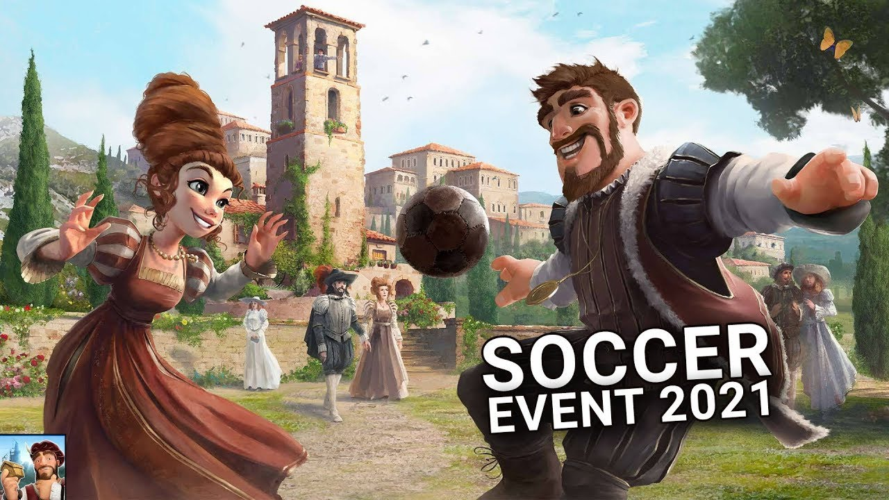 Help Coach Miller achieve GOLD! | Soccer Event 2021 | Forge of Empires