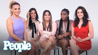 Which Popstar's Style Did Fifth Harmony Idolize While Growing Up? | People