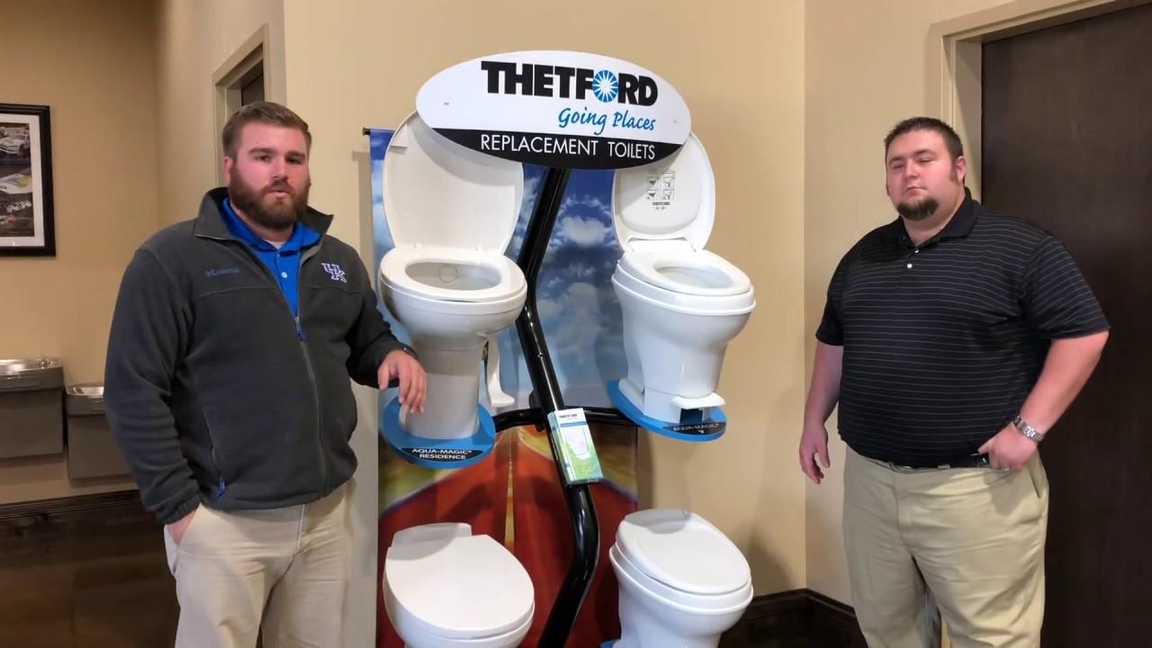Thetford Toilet Parts : Product spotlight thetford rv toilets youtube