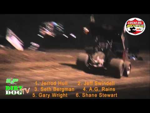 Rnd. 7 ASCS National Sprint Car Tour | I-30 Speedway | Little Rock, AR  4-15-11