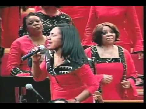 Trinity United Church of Christ Chicago Sanctuary Choir- I