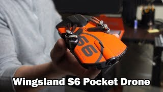 Wingsland S6 4k Pocket Drone - Is it Worth the Price?
