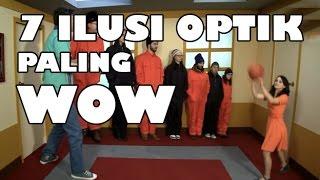 7 Ilusi Optik Paling WOW