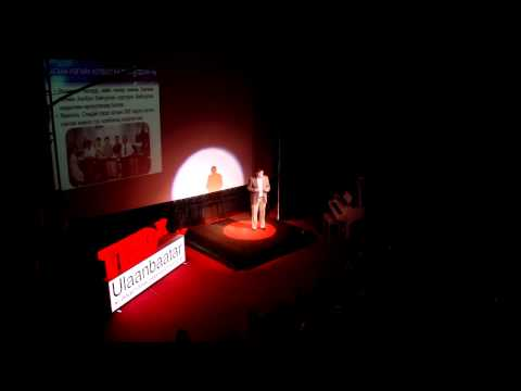 Dream School: Galbadrakh Janchiv at TEDxUlaanbaatar