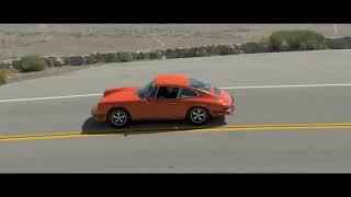 his awesome '71 Porsche 911S