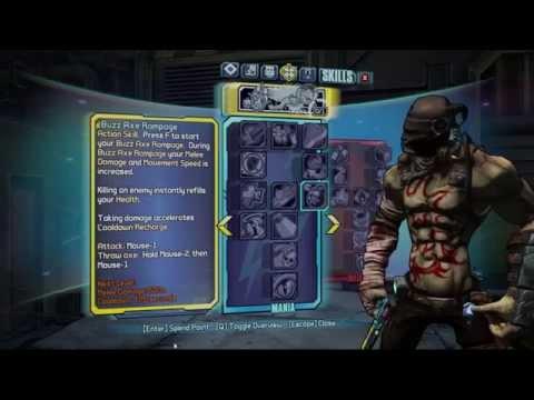 Borderlands 2 Guide: Explosive Hellborn Krieg Build