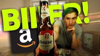 ist DAS Amazons ENTSCHULDIGUNG??!   Die Bier-Box!