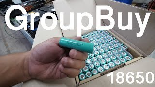 LGHB2 18650 Cells Group Buy Shipping NOW