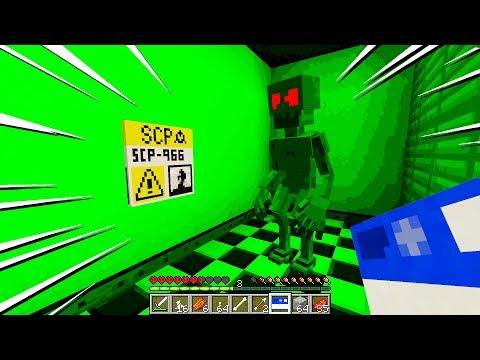 NON DORMIRE STANOTTE!! - Minecraft SCP 966
