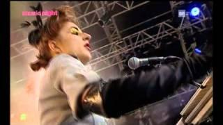 IAMX - Spit It Out (Live @ Heitere Festival 2009)