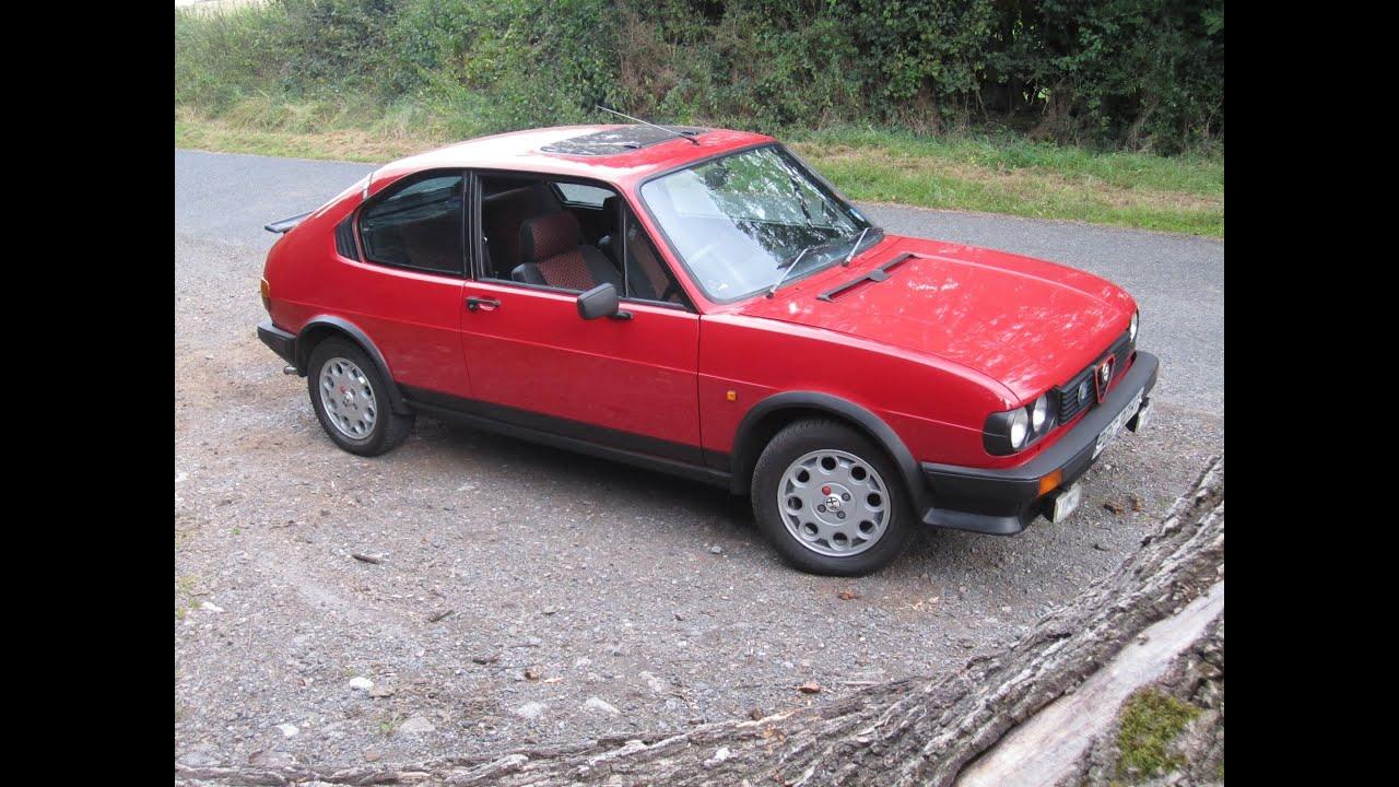 Sprint Car Wallpapers Free 1983 Alfa Romeo Sud 1 5ti Youtube
