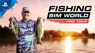 Fishing Sim World: Pro Tour - Announce Trailer | PS4
