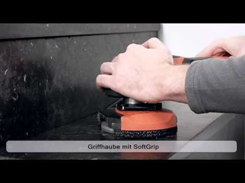 Turbo FLEX SUPRAFLEX SE 14-2 125 Schleifmaschine für Stein - YouTube MX65