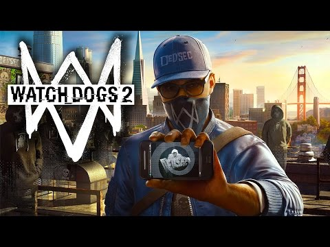 20 Minutes of Official Open World & Multiplayer Gameplay - Watch Dogs 2 Walkthrough