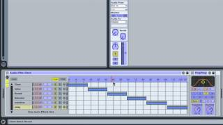 Ableton effects rack - Chain Selector - The DSP Project