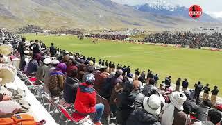 Shandur Polo Festival 2018 || Gilgit Vs Chitral Polo Match Glimpses