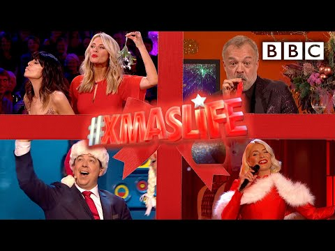 Christmas Entertainment on BBC One | #XmasLife | BBC Trailers