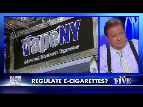 FDA E-Cigarette Crackdown Fox News