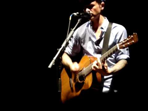 Dashboard Confessional- A Plain Morning 12/1/2010